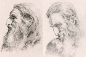 2 head studies